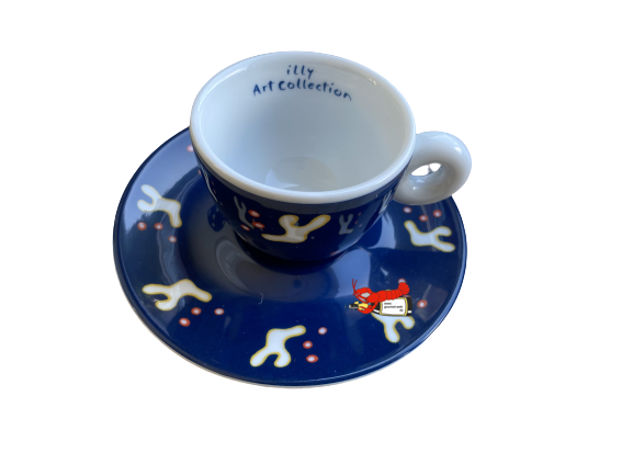 "Espressotasse ""Gillo Dorfles"" - illy-Art-Collection"