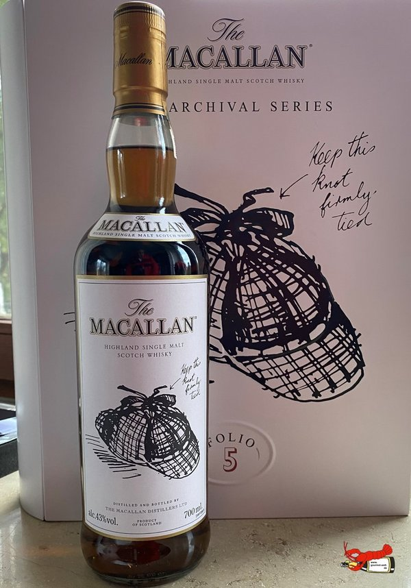 "Archival Series Folio 5 ""The Luggy Bonnet"" - Macallan"